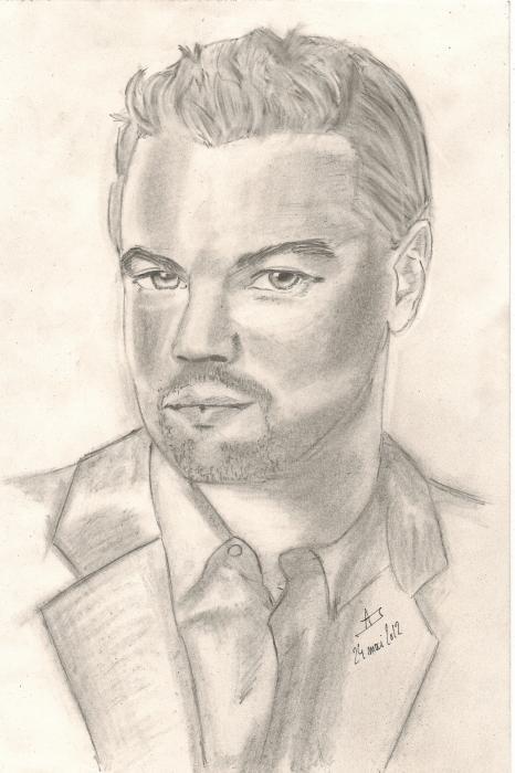 Leonardo DiCaprio par tyfus88